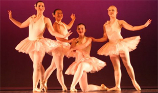 ballet dance group
